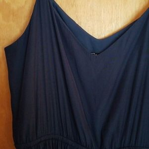 GAP cinch waist dress